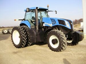 2013 New Holland T8.300 MFD Tractor London Ontario image 5