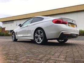 BMW 4 Series Coupe, 2016, 2.0 xdrive msport.
