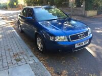 AUDI A4 -AUTOMATIC-2004 MODEL Low mileage