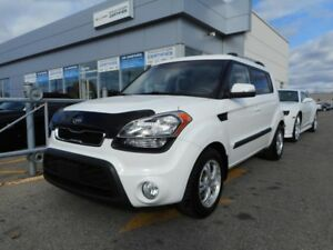 2012 Kia SOUL 2.0 2U SOUL + SIEGES CHAUFFANTS/BLUETOOTH