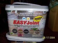 Easy joint patio/slab filler