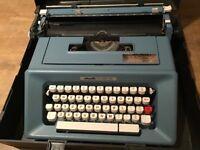 Olivetti Studio 46 typewriter