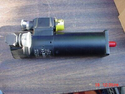 Indramat Permanent Magnet Motor Mac025a-0-ws-a-e048-b-0w1673l Pn 265018