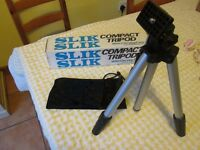 SLIK Compact Camera Tripod with carrying case