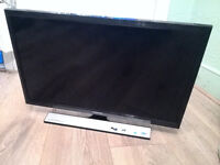 "Samsung T32E310EX 24"" LED TV - Freeview HD Ready For Parts"