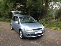 FORD FIESTA CLIMATE/ LOW MILES FOR YEAR ONLY 80000+ LAST OWNER LOCAL LAST 5 YEARS /
