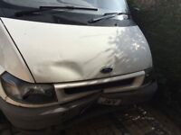 Ford Transit SWB 2006 cat B for parts