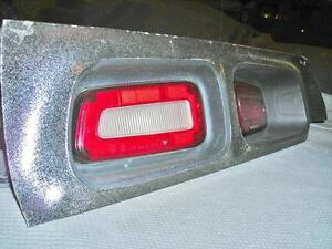 1973 1974 Challenger Taillights