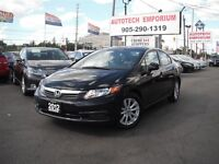 2012 Honda Civic EX Sunroof/Alloys/Bluetooth & GPS