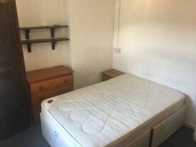 One double room available . All bills are included £60 PW near USW and train station