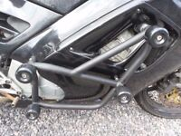 CBR600 F3 Stunt/Crash Cages (4#)