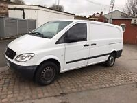 2008 Mercedes-Benz Vito 2.1 111CDI Long Panel Van 5dr Manual Diesel