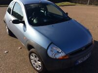 2007 Ford Ka Full Service History Long Mot Runs & Drives Perfect Px Welcome