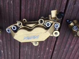 Fireblade brake callipers