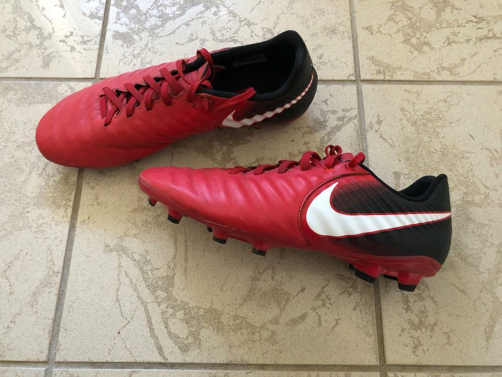 a414d5720509 Nike Tiempo Football Boots Size 9 | in Bournemouth, Dorset | Gumtree