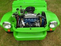Classic Mini Kit Car