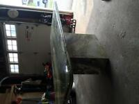Beautiful Mint Condition Solid Marble Dining Table
