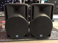 Pre Loved Pair DB Opera Live 405 PA Speakers