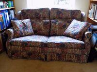 Double Sofa Bed Settee