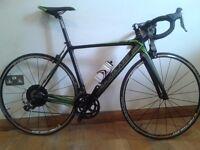 NEW SHOCKBLAZE S5 Full 105 Race Carbon Road Bike Italian Racing MAVIC RRP £1899