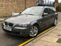 BMW 5 series 530d se touring 3.0 diesel automatic full leather