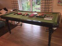 Ambassador Half Size Snooker Table