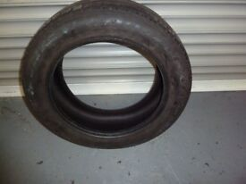 Part Worn 215/55R17 Goodyear Excellence Tyre