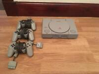 Ps1 original with 30 games