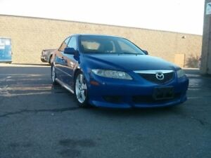 2004 Mazda 6 Manual Transmission *AS IS*