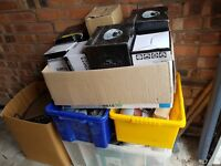 Job lot of CCTV equipment