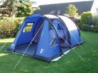 Hi Gear Rock 4 Tent in excellent condition
