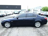 2005 BMW 545i CERTIFIED/ETESTED *V8**LOADED**LEATHER*