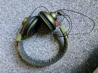 Marley headphones