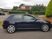 2001 Audi A3 Auto 1.8 Petrol only done 75k