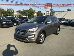 2013 Hyundai Santa Fe Sport 2.0T Limited (Leather, back-up ca...