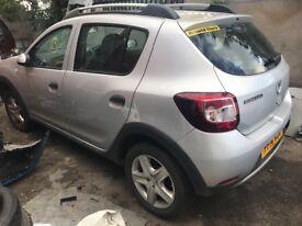 Dacia sandero Breaking For Parts