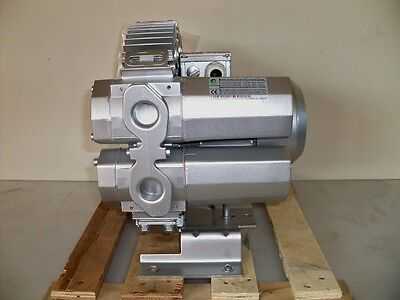 Regenerative Blower 1.26hp 47cfm 144h2o Press 220480v3ph Side Channel Blower