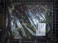 DPM/Woodland/Green Camo SHORTS - Military - British Army - Genuine Issue - NEW - 27/76/92