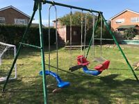 Kids Swing Set ** Free**