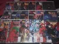 Batman comics x 20