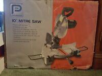 "10"" power mitre saw"