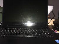 Lenovo Y50 Laptop I core 7 battery dead £140