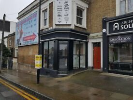 Shop / Office To Let in Stratford E15 with shop front