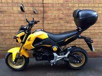Honda MSX 125 125cc *ONLY 608 MILES, 2015 PLATE*