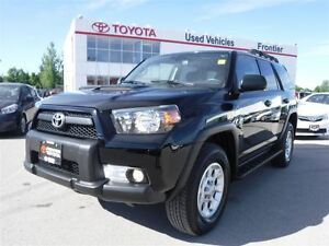 2013 Toyota 4Runner Trail Edition *4X4\Navi\Sunroof\Back Up Came