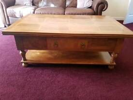 Barker & Stonehouse Flagstone Coffee table