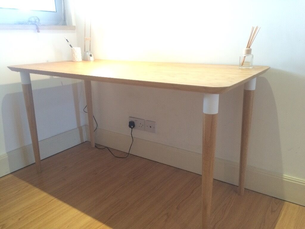 As Good New Desk For Ikea Series Hilver Table Bamboo