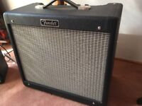 Fender Blues Junior Valve Combo Guitar Amp