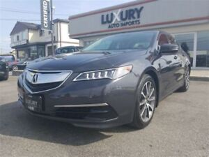 2015 Acura TLX TECH-NAV-CAMERA-FULL FACTORY WARRANTY