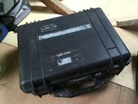 Peli Case 1520 used